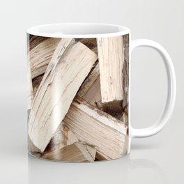 Firewood Coffee Mug