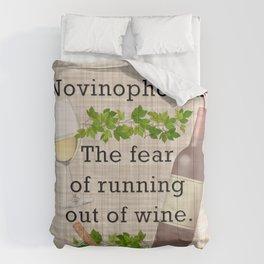 Novinophobia Comforters