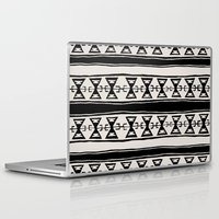 cleveland Laptop & iPad Skins featuring Cleveland 6 by Little Brave Heart Shop