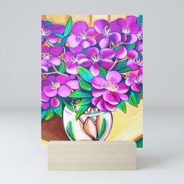 Tibouchina Mini Art Print