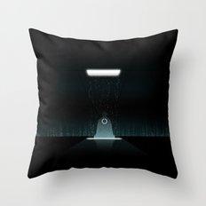TRON ZEN Throw Pillow