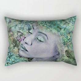 FRANGRANCE OF LILAC Rectangular Pillow