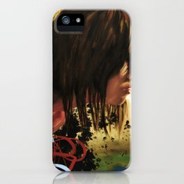 The Rain iPhone Case