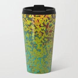 Colorful Corroded Background G292 Travel Mug