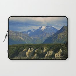 Northern Chugach Mountains Laptop Sleeve