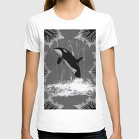 orca T-shirts featuring Orca by nicky2342