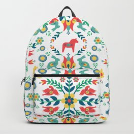 Swedish Folklore Backpack