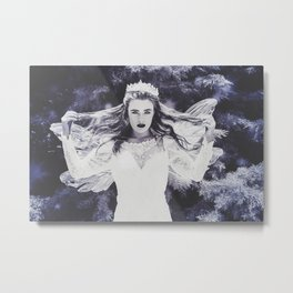 The Queen of Elphame Metal Print