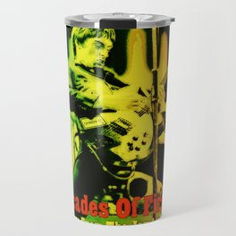 Paul Once Jammed With Style Travel Mug