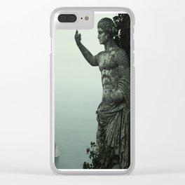Island Beckoner Clear iPhone Case