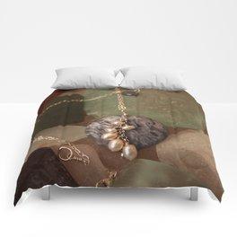 sea glass Comforters