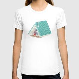 Little A Frame Cabin T-shirt