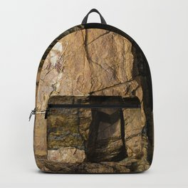 Door into the Cliff Face Backpack
