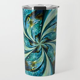 Water Wheel Travel Mug