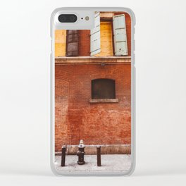 Soho Clear iPhone Case