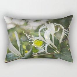 Dancing Flowers Rectangular Pillow