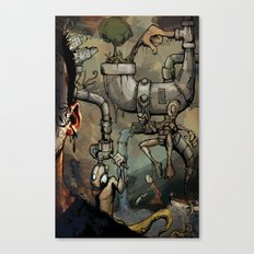 Dreamtime 3 of 3 Canvas Print