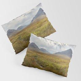 Glencoe, Scottish Highlands Pillow Sham