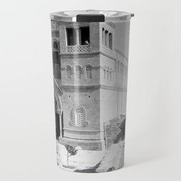 Mt. Tabor church Travel Mug