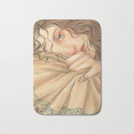 Jane Austen, Mansfield Park - Fanny Bath Mat