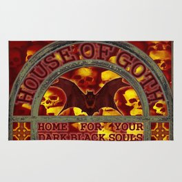 HOUSE OF GOTH - 116 Rug