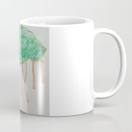 Zombie Brain Coffee Mug