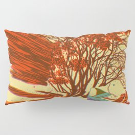A bird never seen before - Fortuna series Pillow Sham