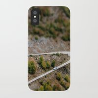 road iPhone & iPod Cases featuring Road by PhotoStories