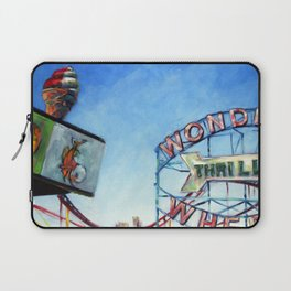 Thrills This Way Laptop Sleeve