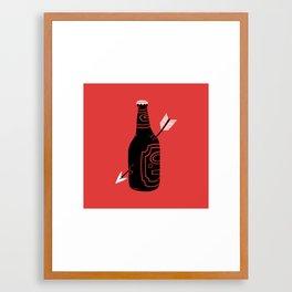 Heartbreak II Framed Art Print