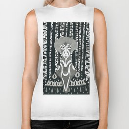 Birch witch Biker Tank