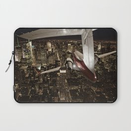 Fly me to New York Laptop Sleeve