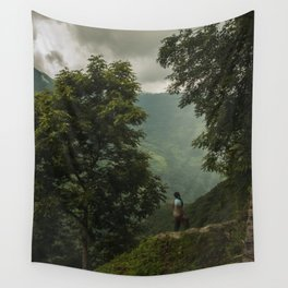 The Hills Have Eyes Wall Tapestry