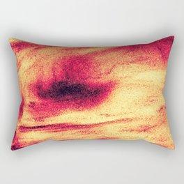 Fire Explosion Rectangular Pillow