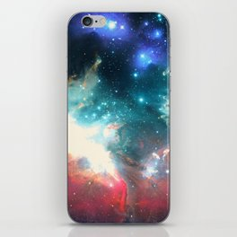 Echoes of the Stars iPhone Skin