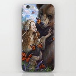 Girl's Best Friend iPhone Skin