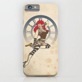 Clockwork Cutie iPhone Case