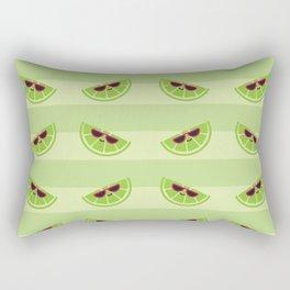 Cool Limes Rectangular Pillow
