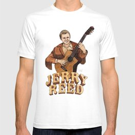 Jerry Reed T-shirt