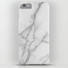 Marble Slim Case iPhone 6 Plus