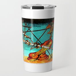The Transcendental Consequence Travel Mug