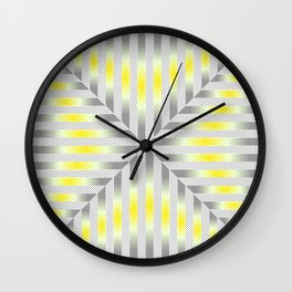 Four Angles Star 2 Wall Clock