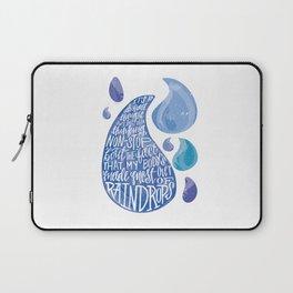Saltwater Heart. [Switchfoot] Laptop Sleeve