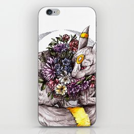 The servant of the moon iPhone Skin