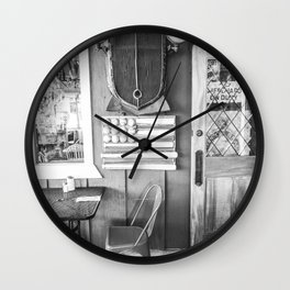 Vintage Bar Wall Clock