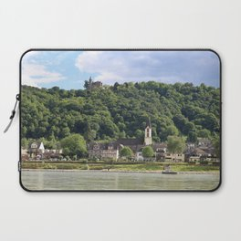 Burg Osterspai am Rhein Laptop Sleeve