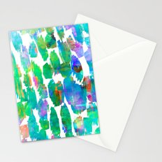 Neon Animal Stationery Cards