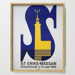 posters St Eriks Maessan Serving Tray