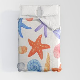 seabed Comforters