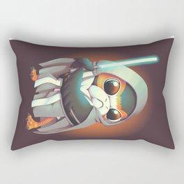 The Last Porg Rectangular Pillow